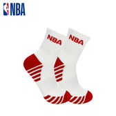 NBA 火箭隊 毛圈緹花中筒襪 MIT 運動配件 中筒襪 運動襪 籃球襪