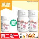 【買二送一】舒適好孕 超級葉酸+鐵(甘氨...