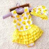 618好康鉅惠女童泳衣小童連體幼兒兒童泳衣