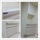 【系統家具】廚房餐邊矮櫃