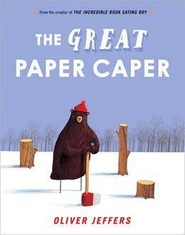【麥克書店】THE GREAT PAPER CAPER/英文繪本《環境保護》(中譯:森林大奇案)
