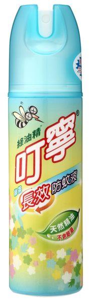 清新長效防蚊液120ml