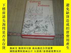 二手書博民逛書店cultures罕見ln collision the boxer