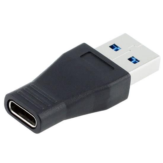 【A公轉C母】USB 3.0 to Type C 傳輸充電轉接器/轉接頭/LG G5 H860/桌機 PC/筆記型電腦