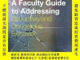 二手書博民逛書店A罕見Faculty Guide To Addressing D