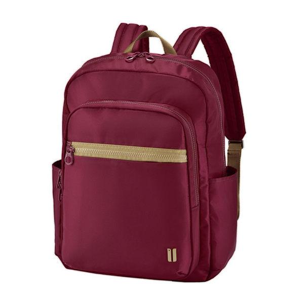 SUMDEX 電腦後背包 NON-530 防水 後背包 商務包 雙肩包14吋 筆電包 電腦包 休閒包 桔子小妹