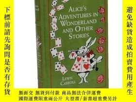二手書博民逛書店Alice s罕見Adventures in Wonderland and Other StoriesY410