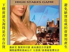 二手書博民逛書店High罕見Stakes GameY362136 Photograph by Ann... Gallery B