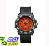 [106美國直購] 手錶 Luminox Mens 3059.SET Scott Cassell Specials Analog Display Analog Quartz Black Watch