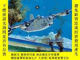 二手書博民逛書店Above罕見an Angry Sea: Men and Mis
