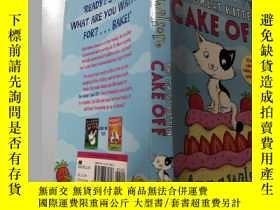 二手書博民逛書店The罕見Great Kitten Cake Off:偉大的小貓 糕.Y200392