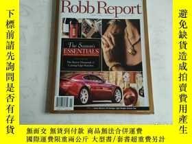 二手書博民逛書店Robb罕見Report 2005NO.11 (羅博報告 奢侈品雜誌2005年11月)英文版 16開,詳細如圖