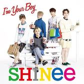 SHINee   I'm Your Boy 通常盤  CD (音樂影片購)