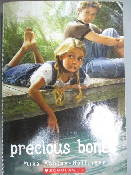 【書寶二手書T4/原文小說_GHU】Precious Bones_Ashley-Hollinger, Mika