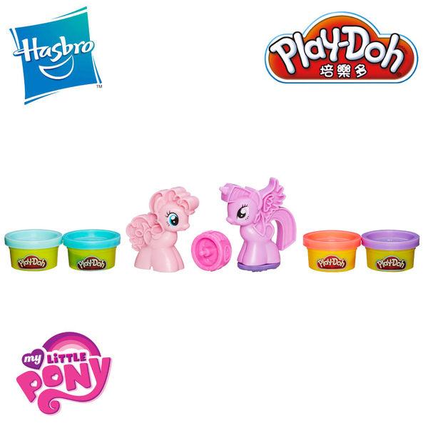 Play-Doh培樂多-彩虹小馬紫悅碧琪遊戲組
