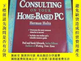 二手書博民逛書店Computer罕見Consulting on Your Hom
