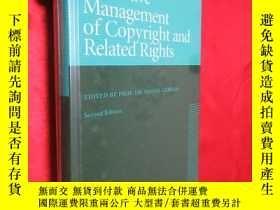 二手書博民逛書店Collective罕見Management of Copyri