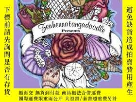 二手書博民逛書店Randomonium:罕見An Unthemed Adult Coloring BookY360448 Ja