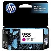【奇奇文具】HP 955 L0S54AA 洋紅色原廠墨水匣