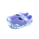 New Balance 運動鞋 水陸 魔鬼氈 粉紫色 童鞋 YO208VL2-W no748