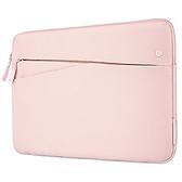 【美國代購】Tomtoc 輕巧防潑水保護 Sleeve for MacBook Pro Retina 13.3 inch (2016/2017 New)-淡粉紅