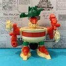 【震撼精品百貨】日本版玩具~旋轉機器人-紅#05888