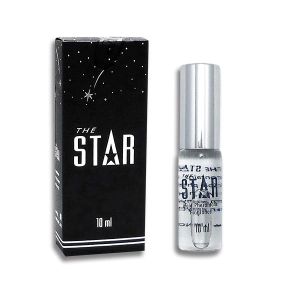 【愛愛雲端】STAR費洛蒙男用香水-10ml