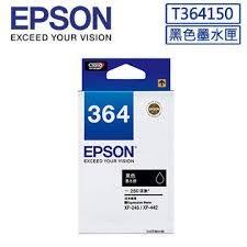 EPSON T364150原廠墨水匣 (黑)★適用機型:XP-245/XP-442