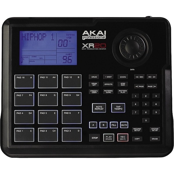 ::bonJOIE:: 美國進口 Akai XR20 節奏機 鼓機 rhythm Professional Beat Production Station Drum Machine