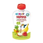 Hipp喜寶生機水果趣-蘋果草莓 79元 (買 6送一)