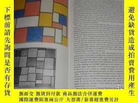 二手書博民逛書店2手英文罕見Piet Mondrian: The Art of