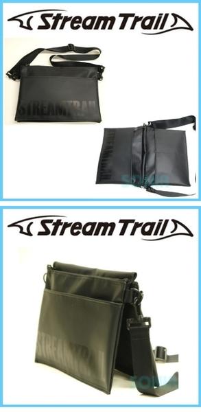 Stream Trail  DOUBLE SUCKER  休閒 側背包 自行車 馬鞍包