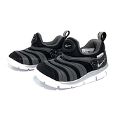 《7+1童鞋》小童 NIKE DYNAMO FREE (TD) 輕量毛毛蟲鞋 閃耀星芒 特別款 運動鞋 H806 黑色