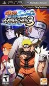 PSP Naruto Shipuden: Ultimate Ninja Heroes 3 火影忍者 疾風傳 終極覺醒 3(美版代購)