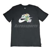 Nike T恤 SB Year of the Dog T-Shirt 男款 狗年限定 滑板 短T 短踢 黑 【ACS】 AR3999-010