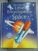 【書寶二手書T2/科學_LDA】Little Book of Space (Usborne Little Encyclo