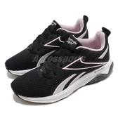 Reebok 慢跑鞋 Liquifect 180 Spring AP 黑 粉紅 女鞋 運動鞋 【ACS】 FW4850