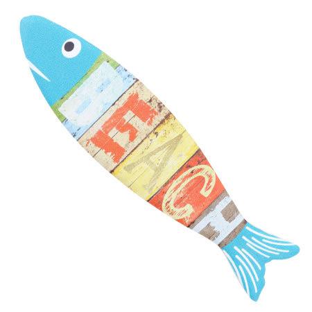 冰箱貼 磁鐵貼 FISH BEACH 6FS - AF-D NITORI宜得利家居