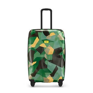 Crash Baggage Large Trolley with 4 Wheels, Camo Limited 全球限量版 迷彩系列 衝擊 行李箱 大尺寸 29 吋