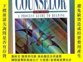 二手書博民逛書店Professional罕見Counselor The: A Process Guide To Helping-專