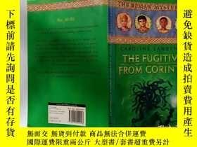 二手書博民逛書店Caroline罕見Lawrence The Fugitive From Corinth:卡羅琳勞倫斯從科林斯逃犯