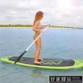 AquaMarina/樂劃新沖浪板充氣槳板進口料sup成人劃水板漿板滑水板
