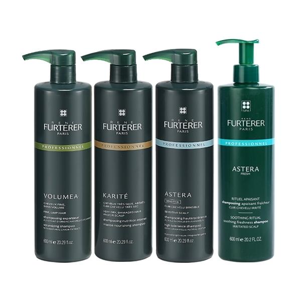 ReneFurterer 萊法耶 洗髮精(600ml)多款可選【小三美日】原價$999