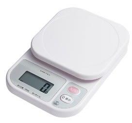 日本DRETEC米魯魯廚房料理電子秤1kg KS-108綠025132通販屋