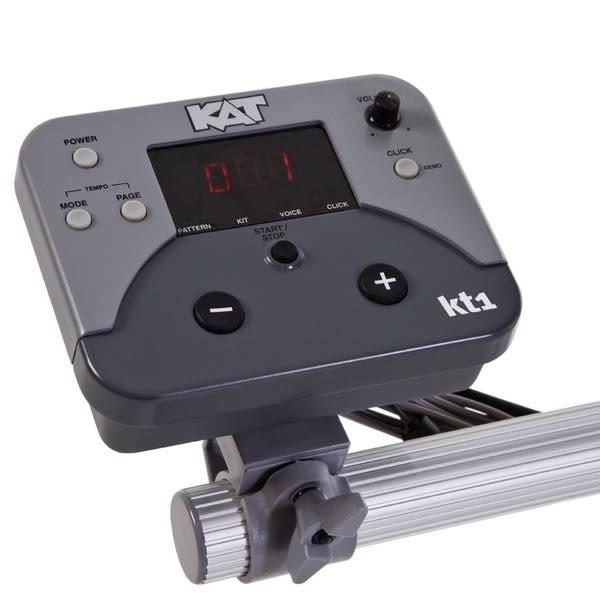 【非凡樂器】KAT美國電子鼓品牌 KT-1超過150組音色 / 贈鼓椅、鼓棒、耳機 / 公司貨保固