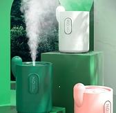 加濕器 小型家用靜音辦公室usb迷你便攜式學生宿舍桌面無線大噴霧量【快速出貨八折特惠】
