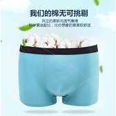 促銷特價# 男士內褲平角褲夏季四角內褲青年內褲