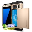 [美國直購] Spigen (555CS20017) [Slim Armor CS] Galaxy S7 Case 可放信用卡 手機殼 保護殼