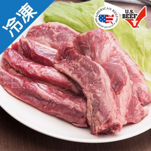 【超人氣商品】美國冷凍IBP牛肋條1.6KG±5%/包【愛買冷凍】