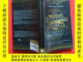 二手書博民逛書店The罕見Graveyard Book[墳場之書] Y25697